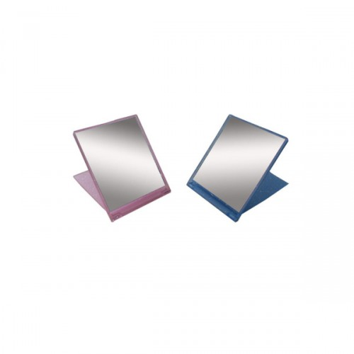 Foldable Square Compact Mirror