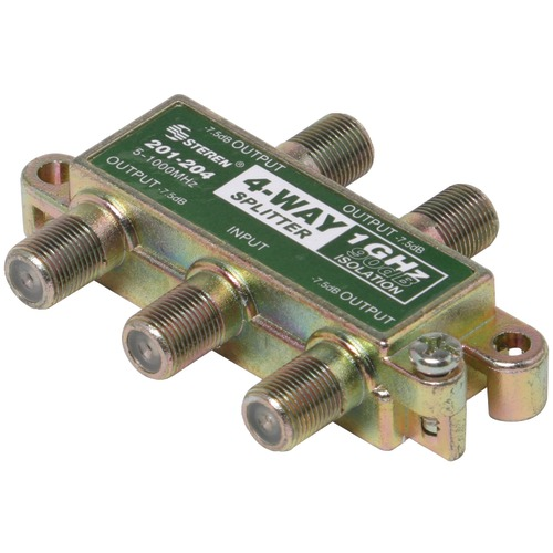 Steren 1ghz 90db Splitter (4 Way)