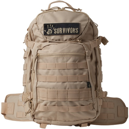 12 Survivors Tactical Backpack (tan)