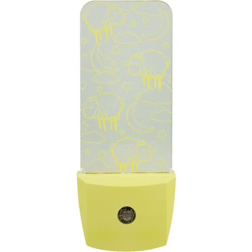 Ge Led Night Light (counting Sheep)