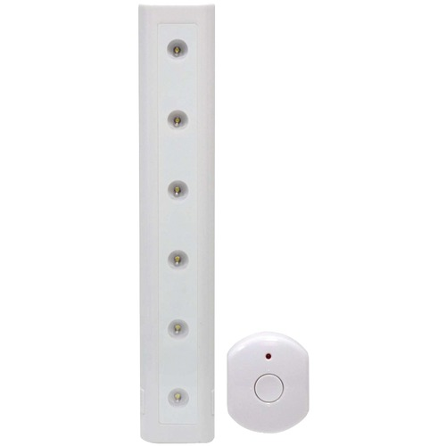 "Ge Remote-controlled Led Utility Light, 12"" (white)"
