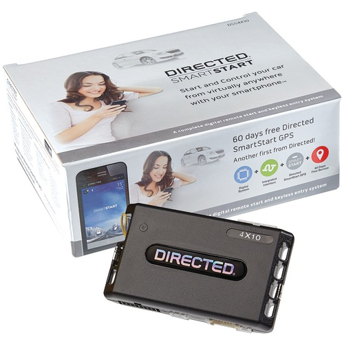 Directed Digital Directed Smartstart Gps Digital Remote-start Sy