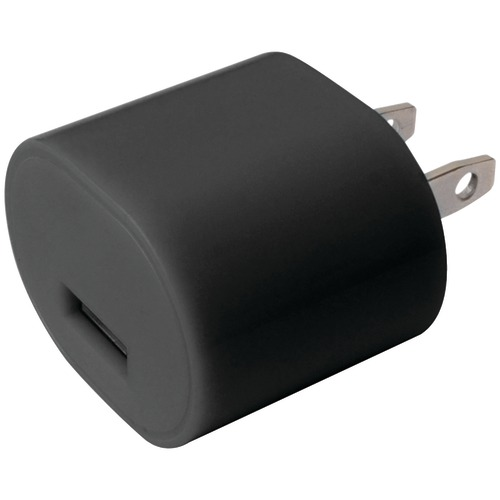 Iessentials 1-amp Usb Wall Charger (black)