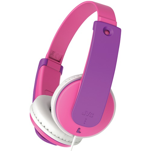 Jvc Kids' Over-ear Headphones (pink)