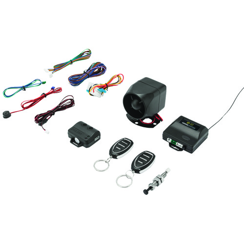 Crimestopper Sp-102 Universal 1-way Security & Keyless E