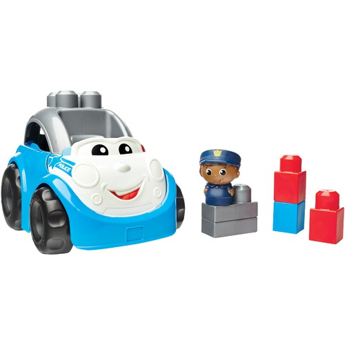 Mega Bloks First Builders Lil Vehicles Classic Assortment