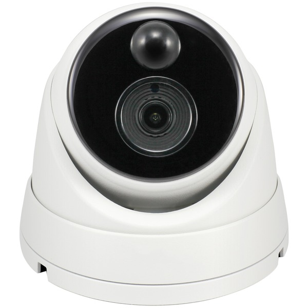 Swannone 4k Ip True Detect Camera With Audio (dome)