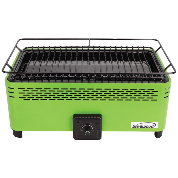 Brentwood Appliances Portable Smokeless Bbq