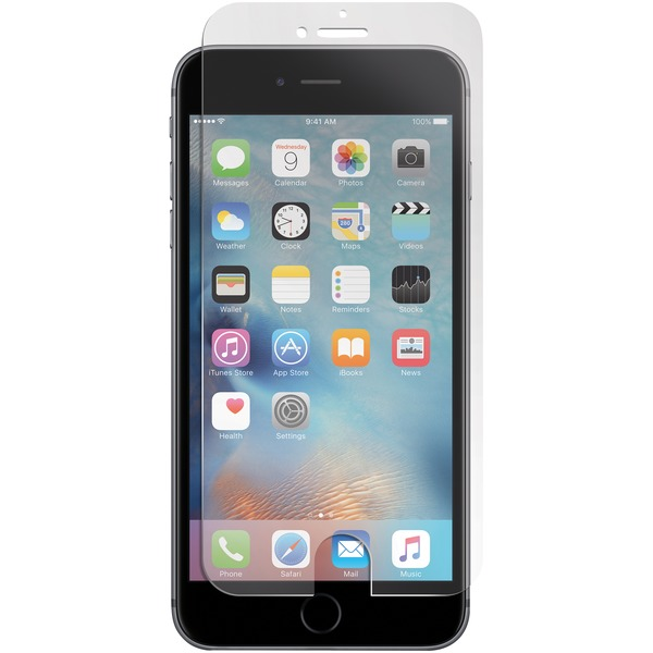At&t Tempered Glass Screen Protector For Iphone 7 Plus