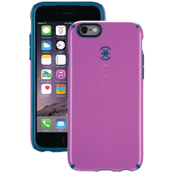 Speck Candyshell Case For Iphone 6 And 6s (beaming Orchid Purple