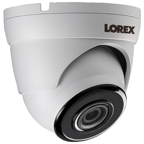Lorex 4.0-megapixel Super Hd Poe Security Dome Camera With Color