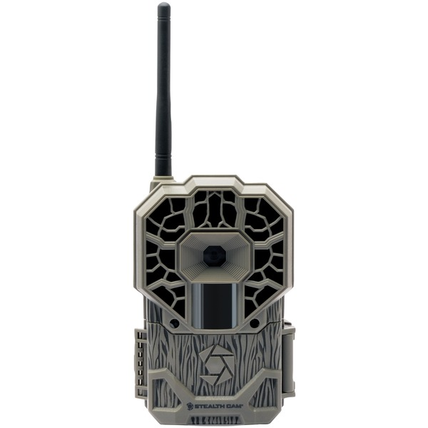 Stealth Cam 22.0-megapixel Wireless No Glo Trail Cam (at&amp