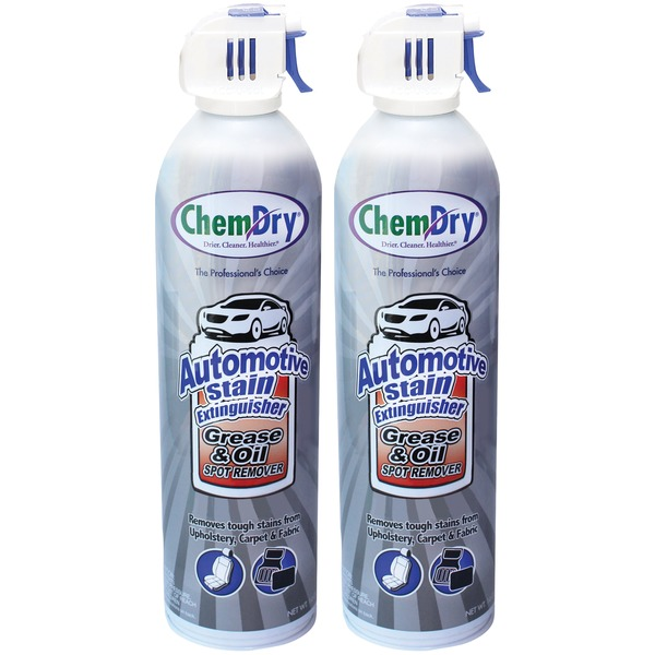 Chem-dry Automotive Grease & Oil Spot Remover (2 Pk)