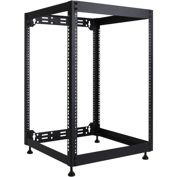 Omnimount 14-space Open Rack System