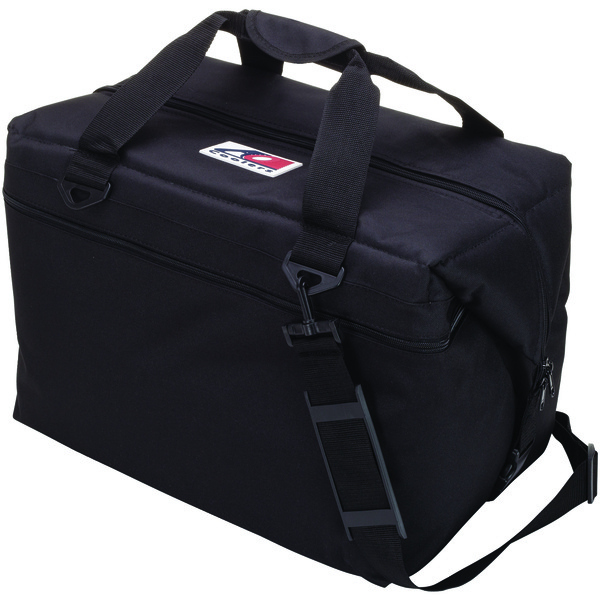 Ao Coolers 48-can Canvas Cooler (black)