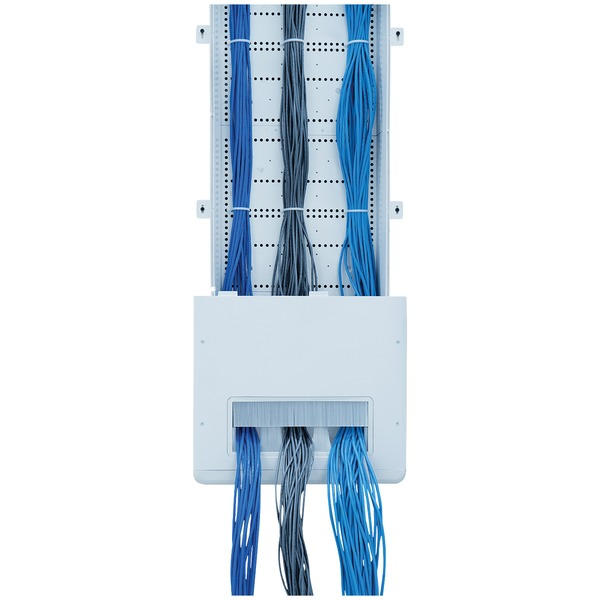 "Datacomm Electronics 75"" Cable Trench System"