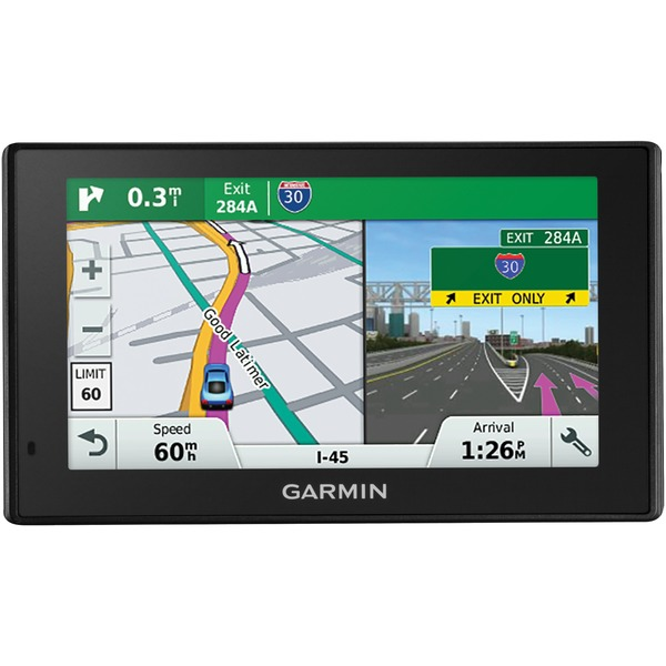"Garmin Driveassist 51 Lmt-s 5"" Gps Navigator With Built"