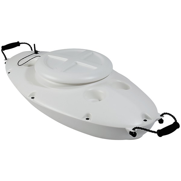 Creekkooler 30-quart Floating Cooler (white)