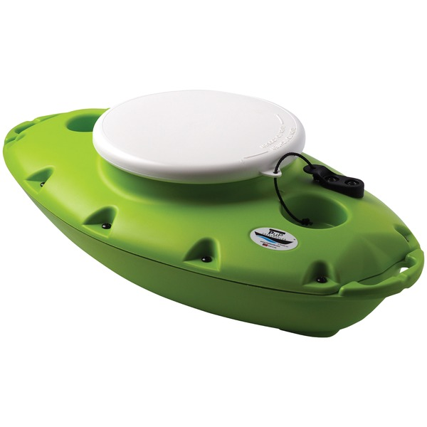 Creekkooler 15-quart Pup Floating Cooler (green)
