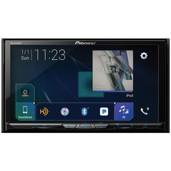 "Pioneer Limited Edition 7"" Double-din In-dash Nex Dvd R"