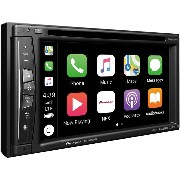 "Pioneer Limited Edition 6.2"" Double-din In-dash Nex Nav"