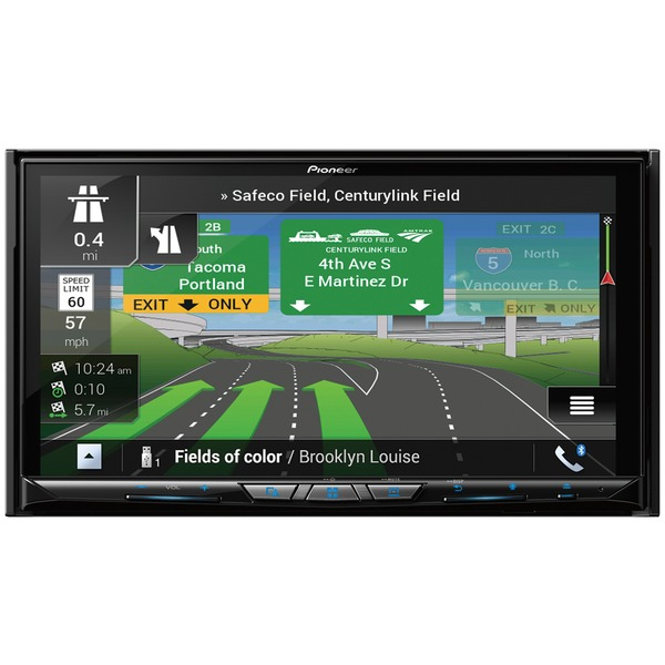 "Pioneer Limited Edition 7"" Flagship Double-din In-dash"