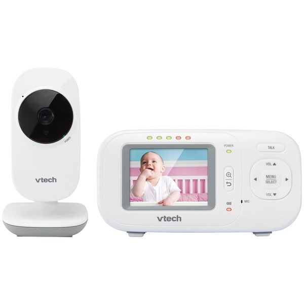 "Vtech 2.4"" Full-color Digital Video Baby Monitor &a"