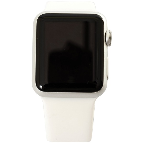 Apple Refurbished 8gb Apple Watch Series 1 (38mm, Silver-whi