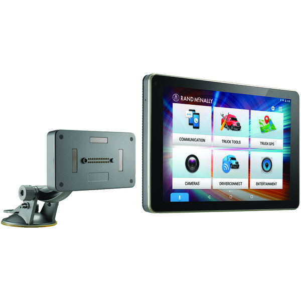 "Rand Mcnally Overdryve 8 Pro 8"" Truck Gps Tablet With D"