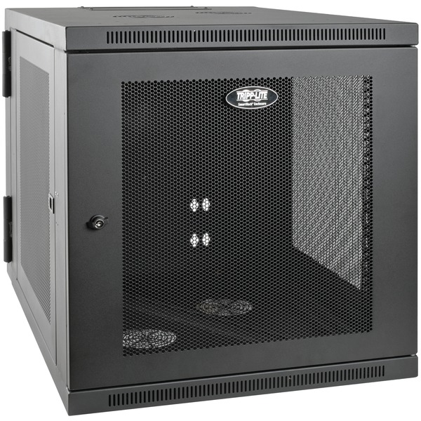 Tripp Lite Smartrack 12u Server-depth Wall-mount Rack Enclosure