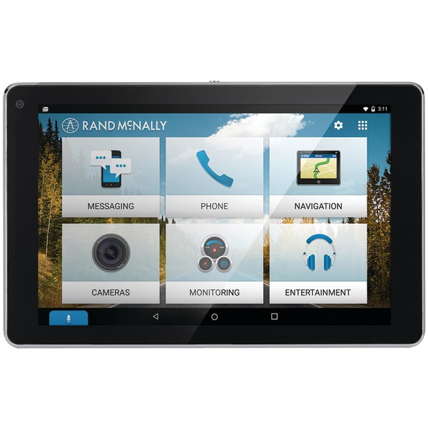"Rand Mcnally Overdryve 7"" Connected Car Gps Tablet With"