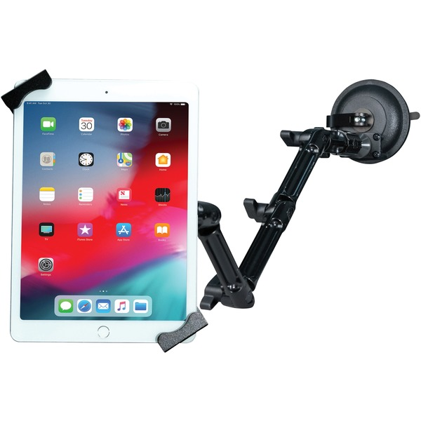 Cta Digital Custom Flex Security Suction Mount For 7-inch To 14-