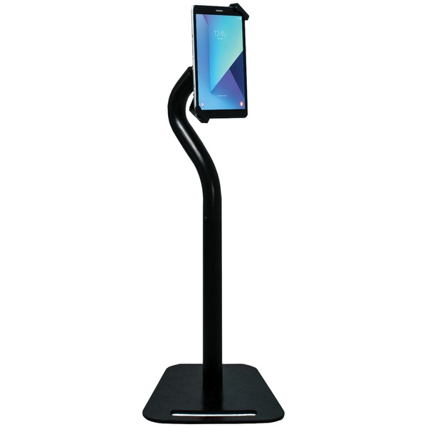 Cta Digital Premium Security Swan Neck Stand For 7-inch To 14-in