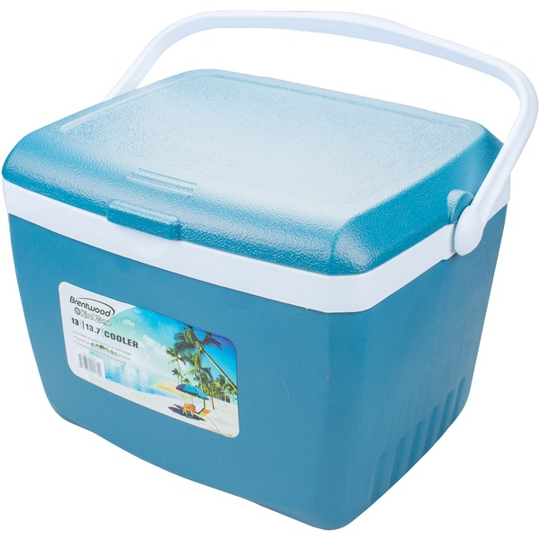 Brentwood Appliances 13.75-quart Kool Zone Cooler Box With Handl
