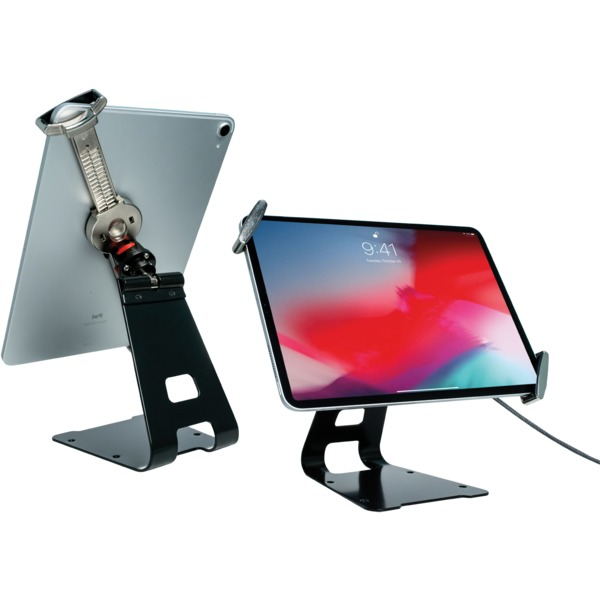 Cta Digital Tablet Security Grip With Quick-connect Base