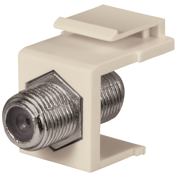 Datacomm Electronics 1 Ghz F-connector Keystone Insert (lite Alm