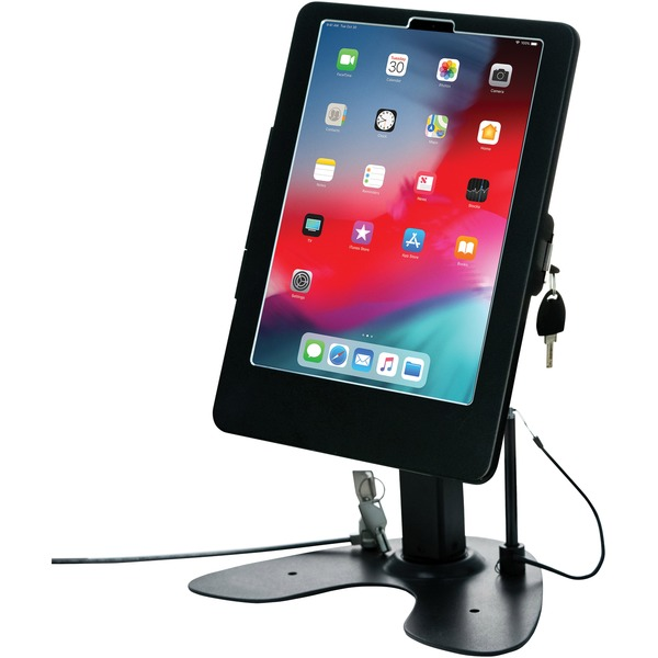 Cta Digital Dual Security Kiosk Stand For 11-inch Apple Ipad Pro