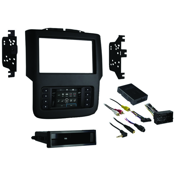 Metra Turbotouch Kit For 2013 & Up Dodge Ram