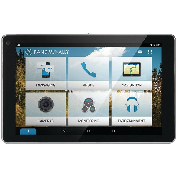 Rand Mcnally Overdryve 7 Rv Gps Tablet With Built-in Dash Cam An