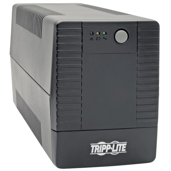 Tripp Lite 650 Va And 480-watt Line-interactive Ups With 6 Outle