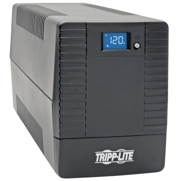Tripp Lite 700 Va And 350-watt Line-interactive Ups With 6 Outle