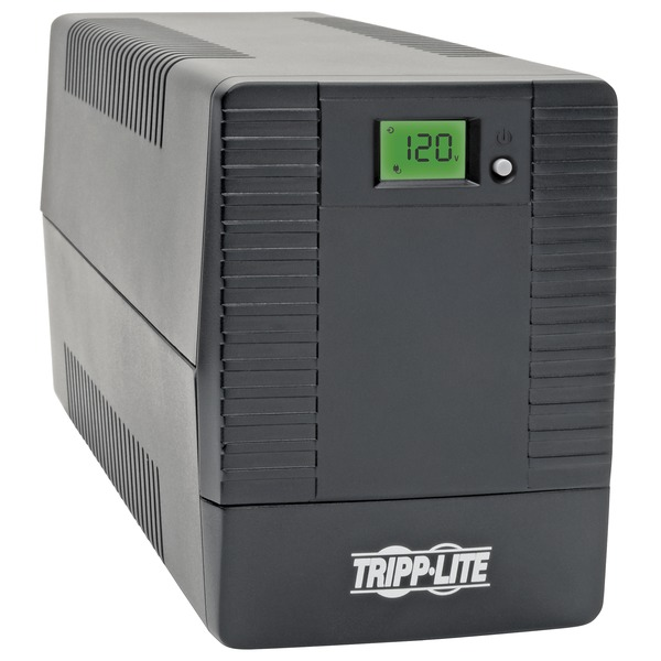 Tripp Lite 500 Va And 360-watt Line-interactive Ups With 6 Outle