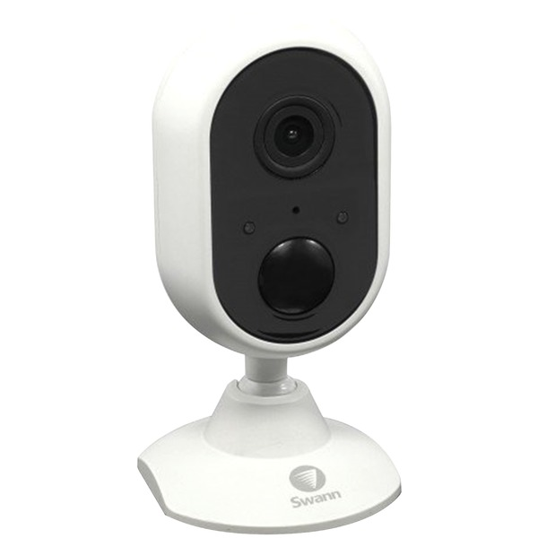 Swann 1080p Indoor Wi-fi Camera With Alexa Voice Control