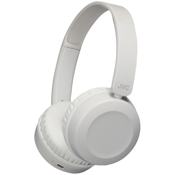 Jvc Foldable Bluetooth On-ear Headphones (warm Gray)
