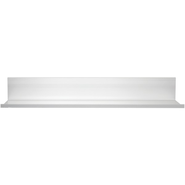 Hangman 18-inch No-stud Floating Shelf (clear Anodized)