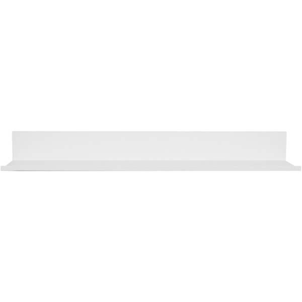 Hangman 24-inch No-stud Floating Shelf (white Powder Coat)