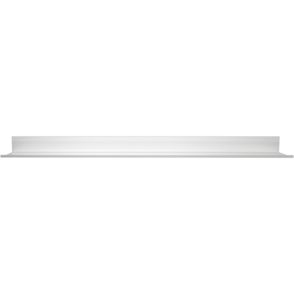 Hangman 42-inch No-stud Floating Shelf (clear Anodized)