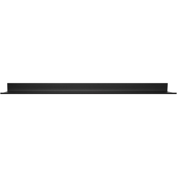 Hangman 48-inch No-stud Floating Shelf (black Powder Coat)