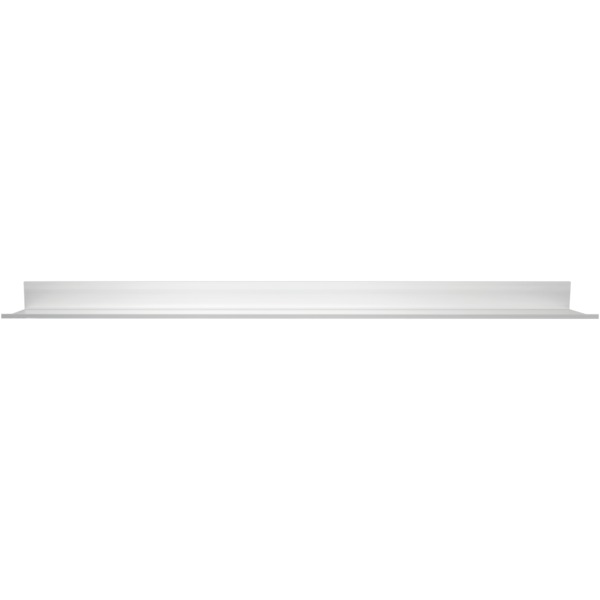 Hangman 48-inch No-stud Floating Shelf (clear Anodized)