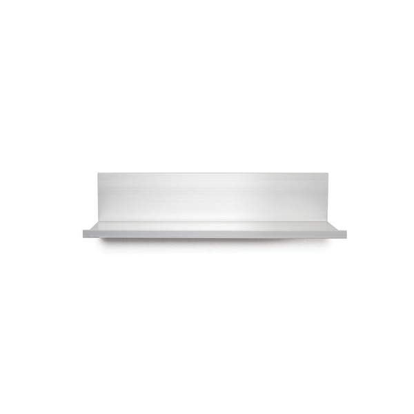 Hangman 12-inch No-stud Floating Shelf (clear Anodized)
